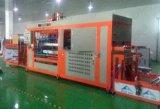 Máquina automática de alta velocidade de Thermoforming do vácuo dos recipientes plásticos