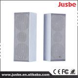 80W / 4ohm MDF Artigo de madeira Columnar Sound Wall Mount PA Speaker