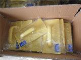 Truelle d'unité centrale d'éponge de poids léger truelle en plastique jaune de flotteur de 14 x de 28cm