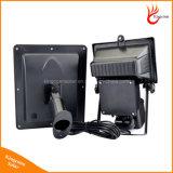 60 LED-angeschaltenes Sicherheits-Flut-Solarlicht mit Bewegungs-Fühler