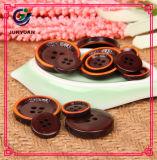 Muitos fazem sob medida a tecla da resina do sobretudo com 4 furos