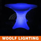 Muebles modernos LED Mesas para comedor