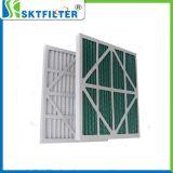 De la cartulina del marco filtro de aire pre