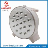 Luz Emergency recargable del vector de 19 PCS
