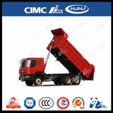 Shacman 6 * 4 Lightweight Front Lifting Dump Truck