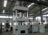 Колонка Hydropress глубинной вытяжки 4 плиты для таблицы нержавеющей стали, давления 4 штендеров гидровлического