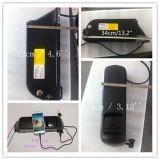 De krachtige Batterij 48V 11.6ah van het Lithium van de Fiets van de Fles Elektrische met de IonenBatterij van het Lithium van de Lader 48V