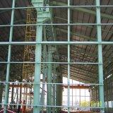 Construction préfabriquée de structure métallique pour la construction