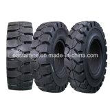 Neumático sólido de la carretilla elevadora de la venta al por mayor 8.25-15 del fabricante de la ISO de China