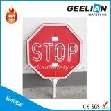 Signe de sûreté d'avertissement bon marché de circulation routière