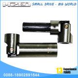 Acoplamento universal ajustável pequeno do aço inoxidável de Hzcd Wsy7