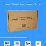Cartón acanalado de empaquetado del papel de la logística