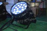 18*10W fase impermeabile Lgiht di PARITÀ dello zoom LED