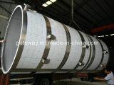 Wp001のステンレス鋼の溶接された管