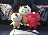한국 귀여운 견면 벨벳 연약한 인형 장난감
