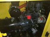 4打撃エンジン600kVAの防音の発電機セット