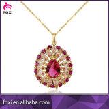 2016 Reeksen van de Juwelen van de Manier van het Messing van de Kwaliteit van de Luxe van de Fabriek de In het groot Goede 18k Gouden