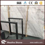 商業建築材料のための最高品質のイタリア白いVolakasの大理石の平板