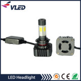 COB 360 Beam Angle Universal Cars Alta qualidade V8s LED Farol 4X4 LED off Roadlights LED Head Lamp