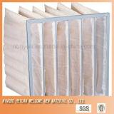 Tissu non-tissé de Spunlace pour le filtre à air