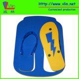 Sandali/pistoni della scheda di stampa di EVA con il blocco per grafici della latta