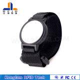 Wristband di nylon della matrice per serigrafia RFID