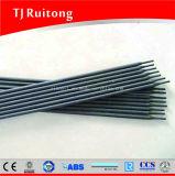 Electrodo con poco carbono E7018 de Lincoln de la alta calidad de Roces de soldadura