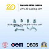 Pièces mécaniques d'OEM par le bâti en acier
