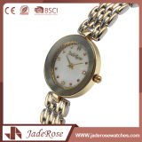 Reloj resistente redondo del cuarzo de agua de la dimensión de una variable 3ATM de la dial de la manera