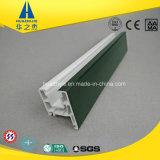 Perfil do PVC da co-extrusão de Hst80-28 ASA para o indicador e as portas