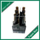 Impreso botella de cerveza Caja del cartón de embalaje (FP020002)
