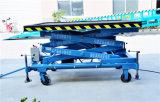 idraulici elettrici mobili di 2m Scissor la piattaforma di lavoro aereo (SJY0.5-2)