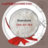 Rohe 99% Stanolone Puder CAS des pharmazeutischen Grad-: 521-18-6