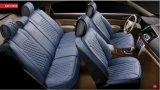 2つのシートのためのカー・シートカバーPVCジーン様式
