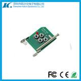 4 Control remoto RF Canal de copia para puertas de garaje Kl300-4k