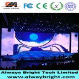 Alta qualità e visualizzazione di LED dell'interno dell'affitto di Defintion P6