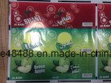 PETG Shrink Film pour Beverage Sleeve Label, Cosmetics Label
