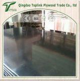 WBP pegamento resistente al agua Chapas de madera Negro película hizo frente