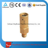 Válvula de escape Ultralow material de bronze da temperatura de GNL