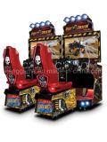 Máquina de juego video de calle que lucha de la arcada estupenda del combatiente