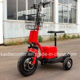 3つの車輪の電気スクーターのセリウムのショウガ