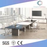 流行のパネル表のオフィス用家具の会合の机