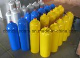Serbatoi di alluminio medici/industriali 0.5L-50L della bombola per gas
