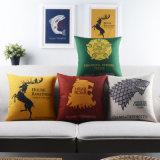 Impreso 22x22 pulgadas Rectangle cojines de asiento al aire libre para sofás Decoración