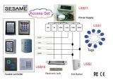 Controlador de acesso autônomo de impressão digital (SF007)