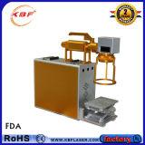 Het bewegen van de Draagbare Machine van de Teller van de Laser van de Vezel voor Metalen