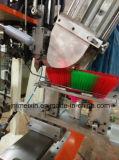 Mittellinien-doppelter Farben-Besen-durchheftende Maschine CNC-2