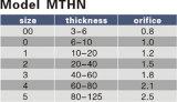 Vorbildliche Mthn Sieger-Ausschnitt-Spitze-Düsen-Spitze