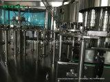Máquina que capsula de relleno automática del fregado de las botellas (embotelladora de agua 3-in-1)