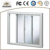 Fábrica UPVC barato Windows de desplazamiento de China